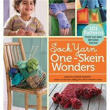 Workman Publishing Sock Yarn One-Skein Wonders - 454940