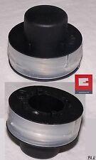 2 bobina de hilo carrete Einhell GT 250 350 TRB 450-28 Matrix RT 550d t 14.3 500-1