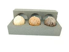 Rosita Missoni Gomitolo Medium Kit-a CANDELE COLORI PASTELLO ARREDAMENTO RRP 656 $ BCF511 -