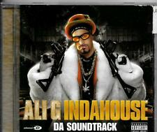 CD ALBUM BOF/OST 23 TITRES--ALI G INDAHOUSE - DA SOUNDTRACK--JA RULE/NELLY/MISS