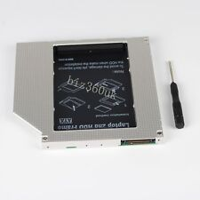 2nd HDD SSD Hard Drive PATA IDE Caddy for Early 2008 Macbook Pro superdrive DVD
