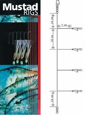 MUSTAD crevette Amorce ligne taille 4 / pêche en mer