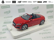 Minichamps 1:18 Audi TT Roadster Glacier red, Brand new