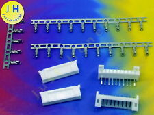 Kit 2x hembra + conector 10 polos + crimpkontakte Connector 2mm PCB abgewink #a1591