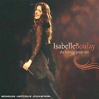 Du Temps Pour Toi von Isabelle Boulay, Johnny Hallyday | CD | Zustand gut