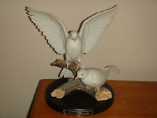 Homco Masterpiece Porcelain Natures Promises 1987 Figurines