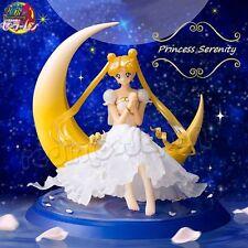 "SAILOR MOON Figuarts Zero chouette ""Princess Serenity"" Limited Figur BANDAI"