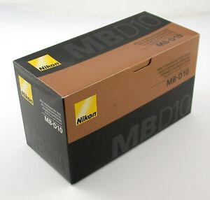 NIKON MB-D10 original Multi-Power Battery Pack grip D300 D700 D300s NEW BrandNEU