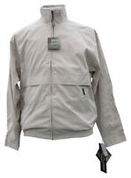 Weatherproof New Men's Front Pockets 100% Cotton Full Zip Basic Jacket. WP1658