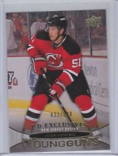 Adam Henrique 11/12 Upper Deck Series One Young Guns UD Exclusives /100