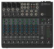Mackie 1202VLZ4 12-ch Analog Mixer with 4 Onyx Mic Preamps, 4 x Stereo Channels