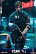 Damtoys - Leon S. Kennedy - DMS030 - Resident Evil 2 - scale Hot Toys