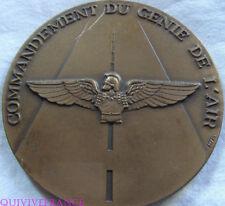 MED6758 - MEDAILLE COMMANDEMENT DU GENIE DE L'AIR