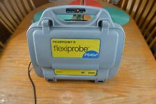 PEARPOINT FLEXIPROBE P540C COMMERCIAL INSPECTION SEWER CPU MONITOR SYSTEM