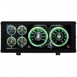 Auto Meter 7000 Invision LCD Dash; Universal; Panel Mount NEW