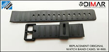 REPLACEMENT ORIGINAL  WATCH BAND CASIO W-900.