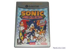 ## Sonic Mega Collection (deutsch) Nintendo GameCube Spiel // GC - TOP ##