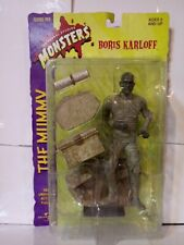 1998 Universal Studios Monsters Boris Karloff The Mummy Figure sideshow