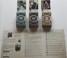 GWENT CARDS (3 NEW FAN MADE DECKS) 225 CARDS Witcher 3 Wild Hunt (ENG EDITION)