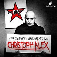 """FAVORITE - CHRISTOPH ALEX 2 CD (u.a""""Gottlos"""", """"Gangsta"""", """"Kalt"""") NEU"""