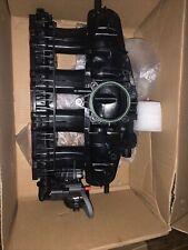 FOR Volkswagen A3 TT Engine Intake Manifold w/Solenoid Valve and Angular Sensor