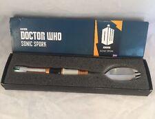 Doctor Who Sonic Spork Lootcrate Exclusive Rare Memorabilia BBC Screwdriver Dr