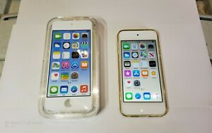 iPod Touch 6th Generation 32GB Gold Model A1574. Boxed.
