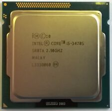 Intel Core i5-3470S 2.90GHz Quad Core Ivy Bridge LGA 1155 CPU Processor