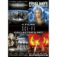 Sci-Fi Collector's Set (DVD) Black Hole/Final Days/Supernova/Last Sentinel