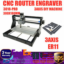 Mini 2in1 Usb Cnc 3018 Pro Diy Router Laser Engraver 3 Axis Carver Machine Grbl