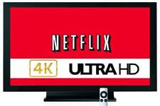Netflix 4K + HD -  Swift Delivery, 12 Months Warranty