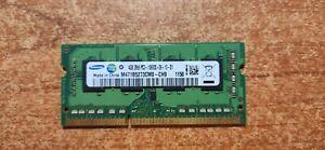 RAM MEMORIA SAMSUNG 4GB DDR3 PC3-10600S 2Rx8 1333MHz 204 PIN SODIMM