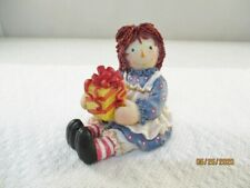 """New listing S&S Raggedy Ann """" With A Present """""""