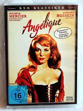 DVD ANGÉLIQUE - Michéle Mercier