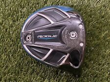Callaway Rogue Sub Zero Tour Issue Driver Head 9* Mens Right-Handed Headcover