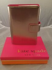 Kate Spade Gold and Pink Day Planner/Organizer PWRU0181 - NIB