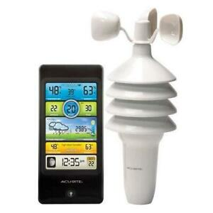 AcuRite 00439 Digital Weather Station Wireless Outdoor Sensor with 3-in-1 Digita