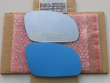 885RC 2001-2010 Volkswagen Beetle Mirror Glass Passenger Side RH + Adhesive Pad