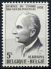 Belgium 1974 SG#2349 Stamp Day, H. Krains MNH #D49255