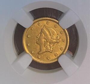 1852 O G$1 NGC AU55