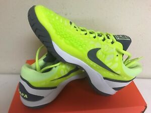 Nike Men's Zoom Cage 3 Tennis Shoe Style #918193 701