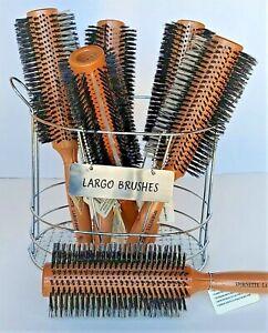 Spornete LARGO #8500 Boar Bristle Hair Brush  (1 pc)  --  FREE SHIPPING
