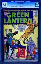 Green Lantern #31 CGC 7.5 -- 1964 -- Hal's bro James Jordan wedding #0195210001
