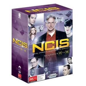 NCIS : Season 11 12 13 14 15 : NEW DVD