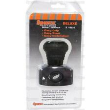 """Deluxe Mower & Farm Tractor Steering Wheel Spinner Knob fits to 1-1/4"""" Wheel"""