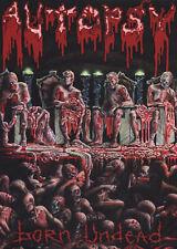 AUTOPSY Born Undead DIGIBOOK DVD