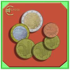Mini KMS Kursmünzensatz Andorra 2014 5 Cent bis 2 Euro Coin Coins