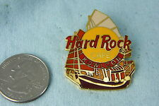 HARD ROCK CAFE LAPEL PIN KOWLOON SHIP