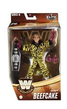 WWE Legends Elite Collection Brutus Beefcake S10 Action Figure Christmas