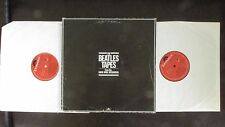 BEATLES & DAVID WIGG: The Beatles Tapes: From The David Wigg Interviews LP UK